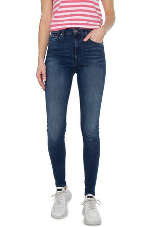 Tommy Hilfiger Dames Skinny - Tommy Jeans Jeans DW0DW09215