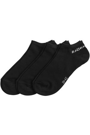 Björn Borg Essential steps 3-pack black
