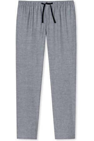 Schiesser Heren Pyjama's - Pyjamabroek visgraat motiefje