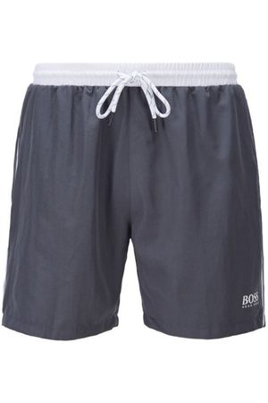 HUGO BOSS Heren Zwembroeken - Starfish zwemshort -wit