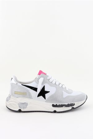 Golden Goose Dames Sneakers - Sneakers Running Sole GWF00126.F001058 wit