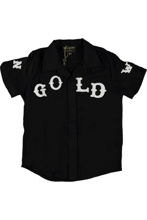 In Gold We Trust Blouses - Blouse