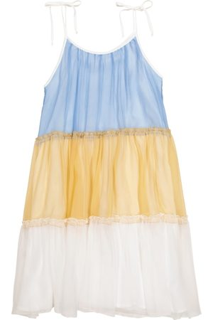 PAADE Iris silk-chiffon dress