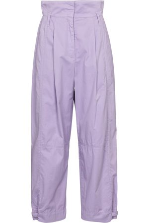 Dorothee Schumacher Sporty Power cotton paperbag pants