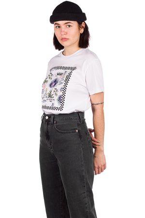 Vans Dames Korte mouw - Border Floral BF T-Shirt