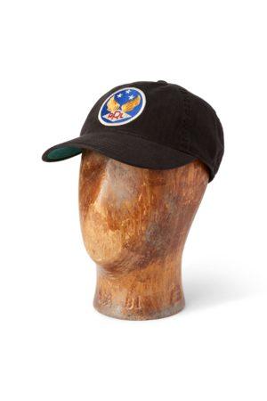 RRL Garment-Dyed Twill Ball Cap