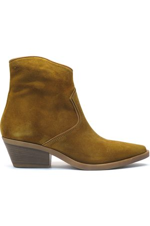 Aqa shoes Dames Enkellaarzen - A7755