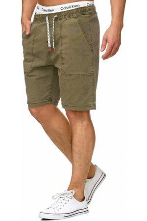 INDICODE JEANS Heren Shorts - Broek 'Stoufville