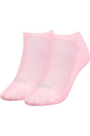 PUMA Dames Sokken & Kousen - Dames sneaker 2-pack