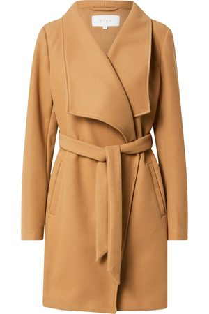Vila Dames Trenchcoats - Tussenmantel 'VICOOLEY COLLAR COAT/AS