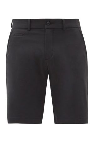 Kjus Ike Tailored Shell Shorts - Mens - Black