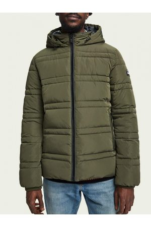Scotch&Soda Quilted Puffer Jacket