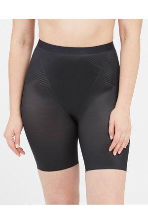 Spanx Thinstincts 2.0 Mid Thigh Short | Black