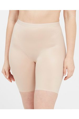 Spanx Thinstincts 2.0 Mid Thigh Short | Soft Nude