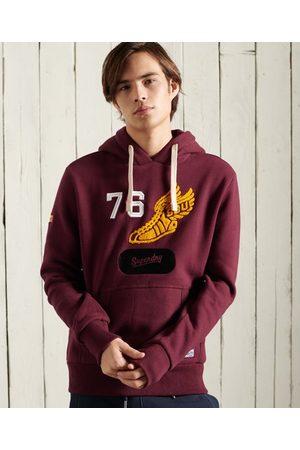 Superdry Heren Truien - Collegiate State hoodie voor over het hoofd