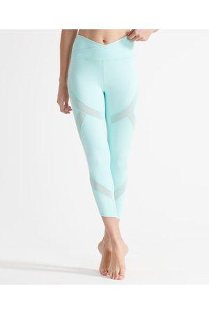 Superdry Dames Leggings - Sport Flex legging met mesh