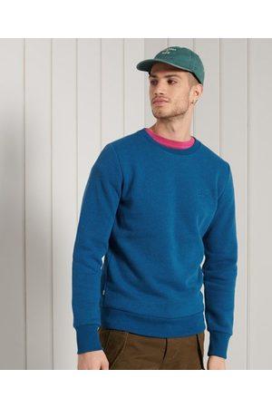 Superdry Heren Shirts - Klassiek Orange Label sweatshirt met ronde hals