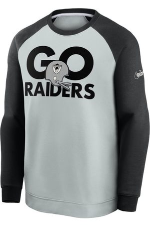 Nike Historic Raglan (NFL Raiders) Sweatshirt voor heren