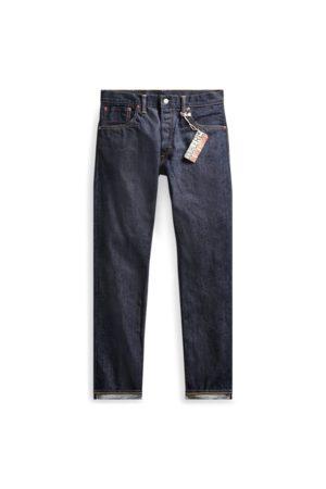 RRL Low Straight Selvedge Jean