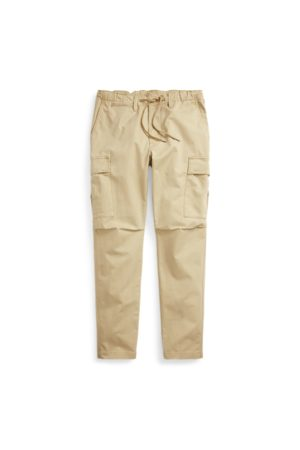 Polo Ralph Lauren Heren Cargo's - Stretch Slim Fit Twill Cargo Trouser