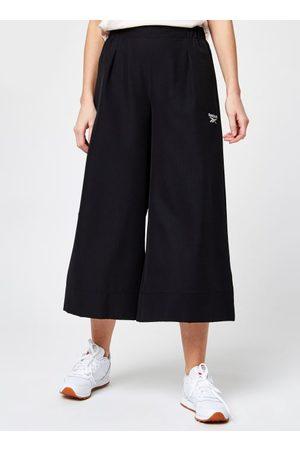 Reebok Cl Ts Cropped Wide Pants by
