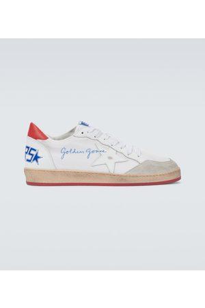 Golden Goose Ball Star net sneakers