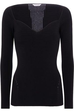 Balenciaga Stretch-knit sweater
