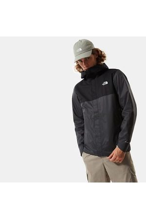 The North Face The North Face Quest Zip-in-jas Voor Heren Asphalt Grey/tnf Black Größe L Heren