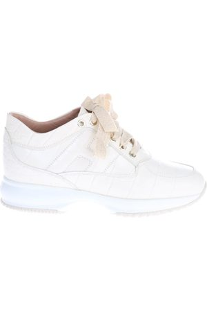 Hogan Dames Sneakers - Interactive allacciato luxury