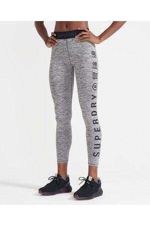 Superdry Dames Leggings - Sport Elastische Training legging