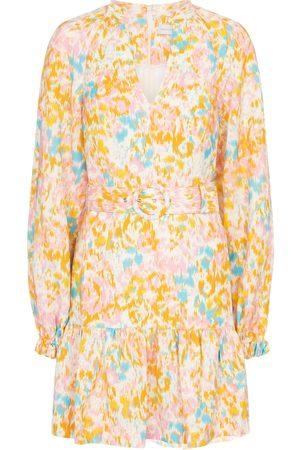 Rebecca Vallance Dames Geprinte jurken - Ottoman printed minidress