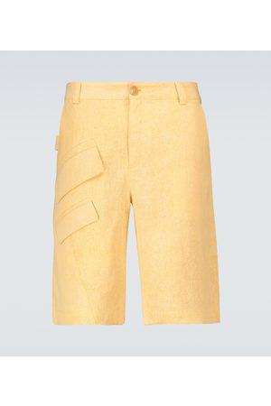 Jacquemus Le Short Colza Bermuda shorts