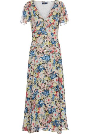 Polo Ralph Lauren Floral midi dress
