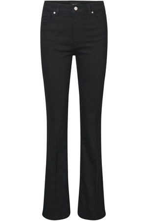 Vero Moda Vmsaga High Waisted Flared Jeans Dames