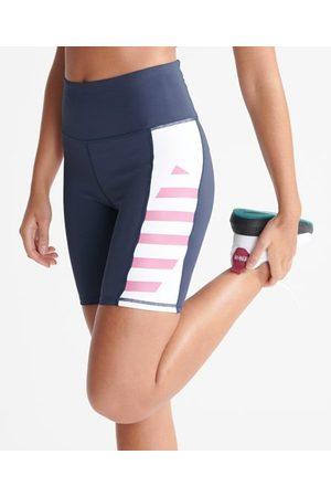 Superdry Dames Korte broeken - Sport Training Lock Up fietsshort