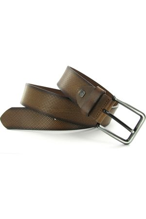 Schuchard & Friese Heren Riemen - Riem Beige 440015