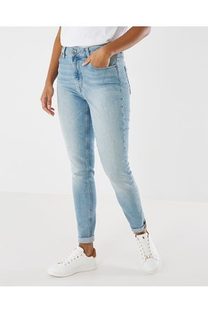 Mexx Dames Jeans - Jeans Jenna light bleach wassing