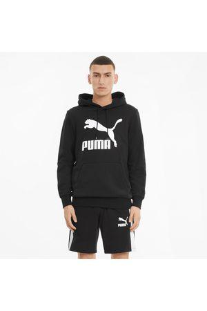 PUMA Heren Sweaters - Classics hoodie met logo heren, , Maat L |
