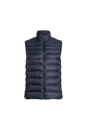 Big & Tall Packable Quilted Gilet