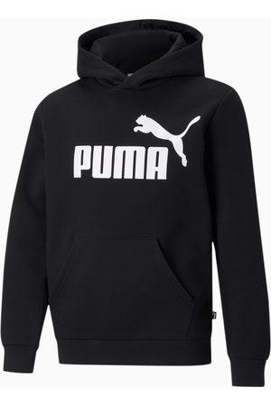 PUMA Sweaters - Essentials hoodie met groot logo jongeren, , Maat 104 |