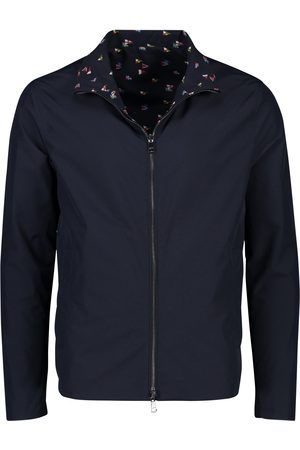 Paul & Shark Jack 2 in 1 navy geprint