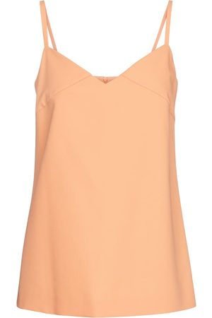 Max Mara Austria cotton and gabardine camisole