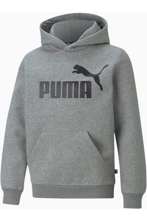 PUMA Essentials hoodie met groot logo jongeren, , Maat 104 |
