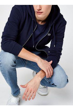 Lee Sweatshirt hoodie - Basic Zip Through Hoddie by