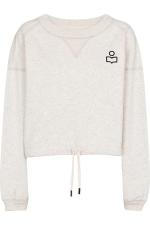 Isabel Marant Margo cotton-blend jersey sweatshirt