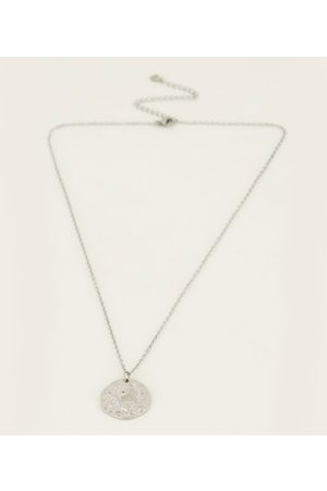 My Jewellery Kettingen Ketting Zodiac Zilverkleurig