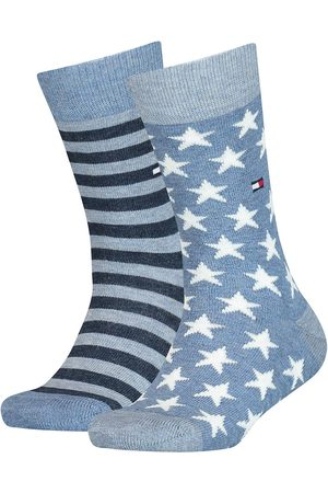 Tommy Hilfiger Sokken Kids Sock 2P Stars And Stripes