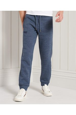 Superdry Heren Joggingbroeken - Orange Label klassieke joggingbroek