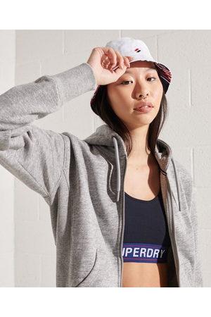 Superdry Dames Truien - Sportstyle hoodie met rits