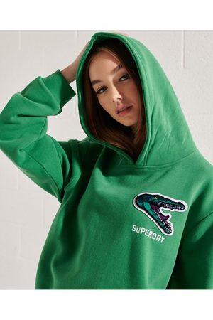 Superdry Dames Truien - Oversized Modern Franchise hoodie